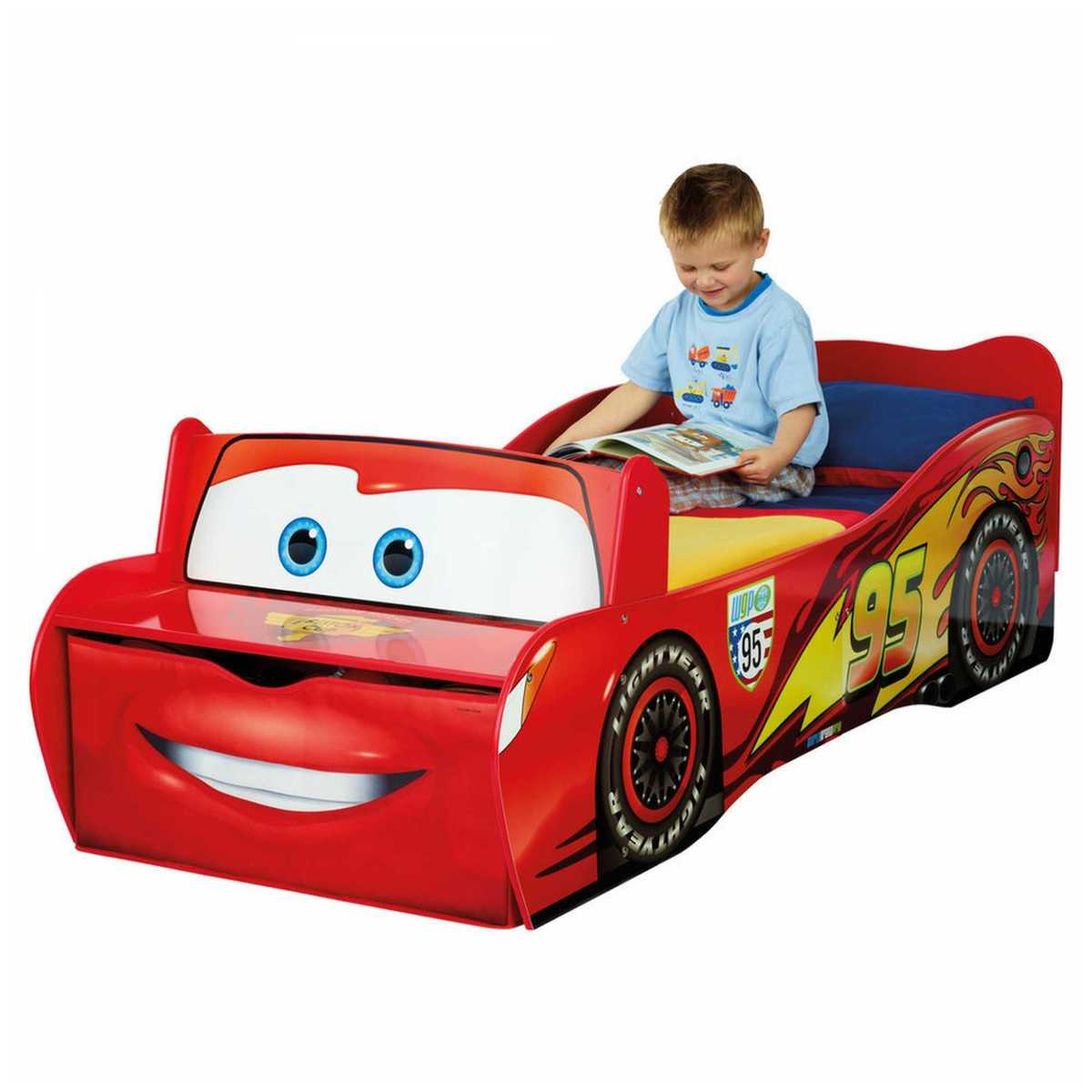 Toddler Bed Cars Lightning Mcqueen