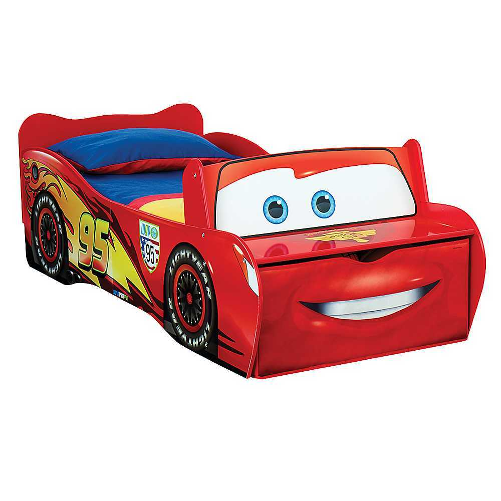 Toddler Bed Cars Sheets