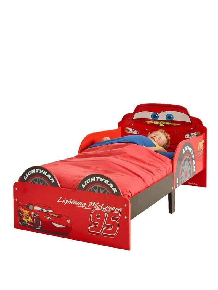 Toddler Bed Cars Uk