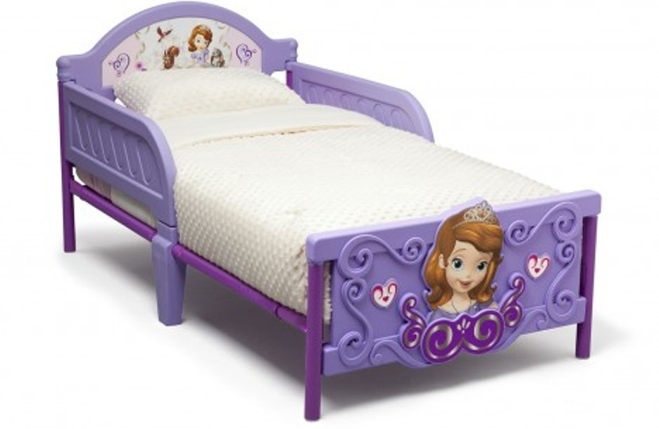 Toddler Bed Character Sheets
