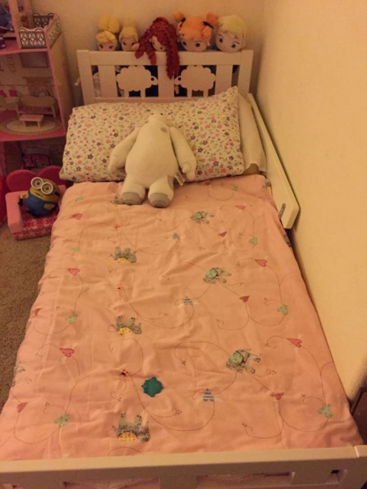 Toddler Bed Comforter Ikea
