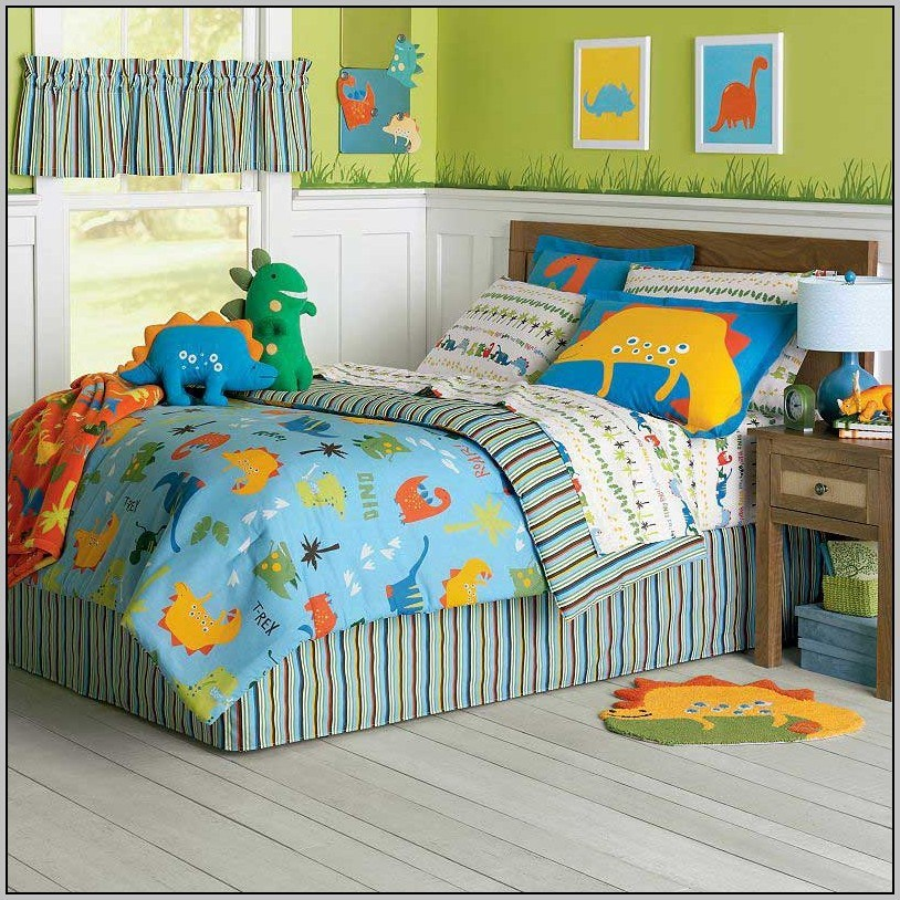 Toddler Bed Comforter Size