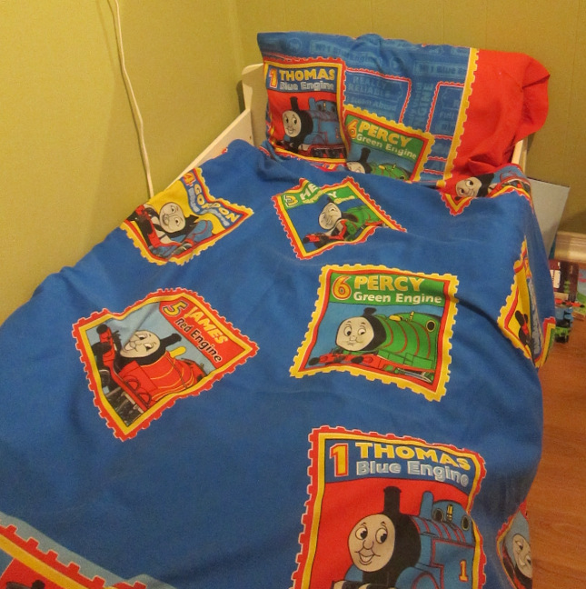 Toddler Bed Construction Sheets