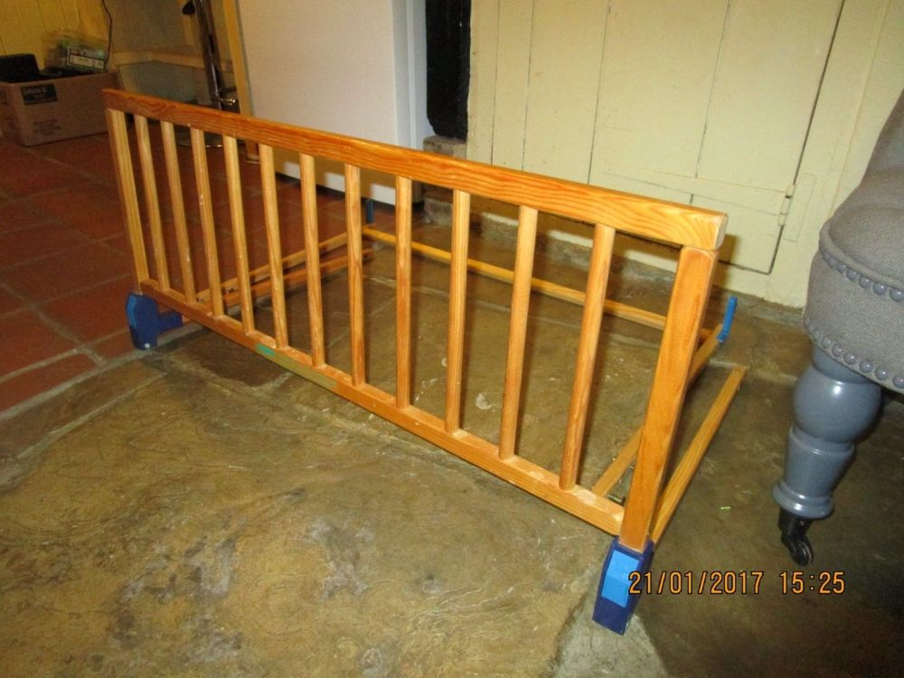 Toddler Bed Guard Rail Mothercare
