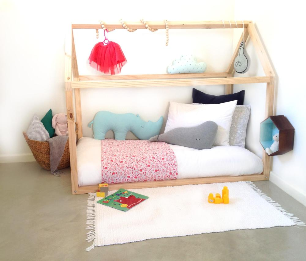Toddler Bed House Frame