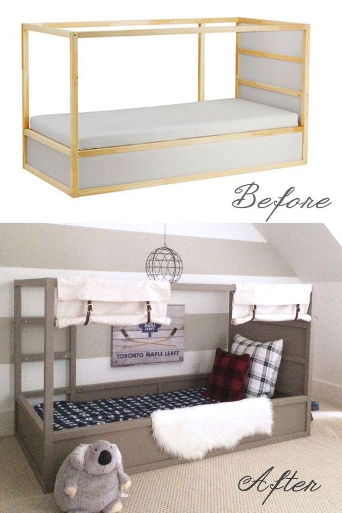 Toddler Bed Ideas Pinterest