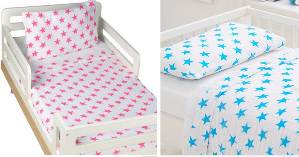 Toddler Bed In A Bag Sets
