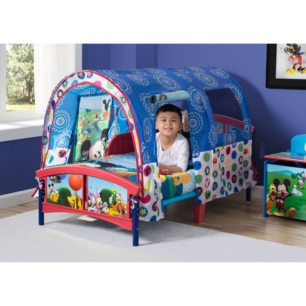 Toddler Bed Mickey Mouse Tent