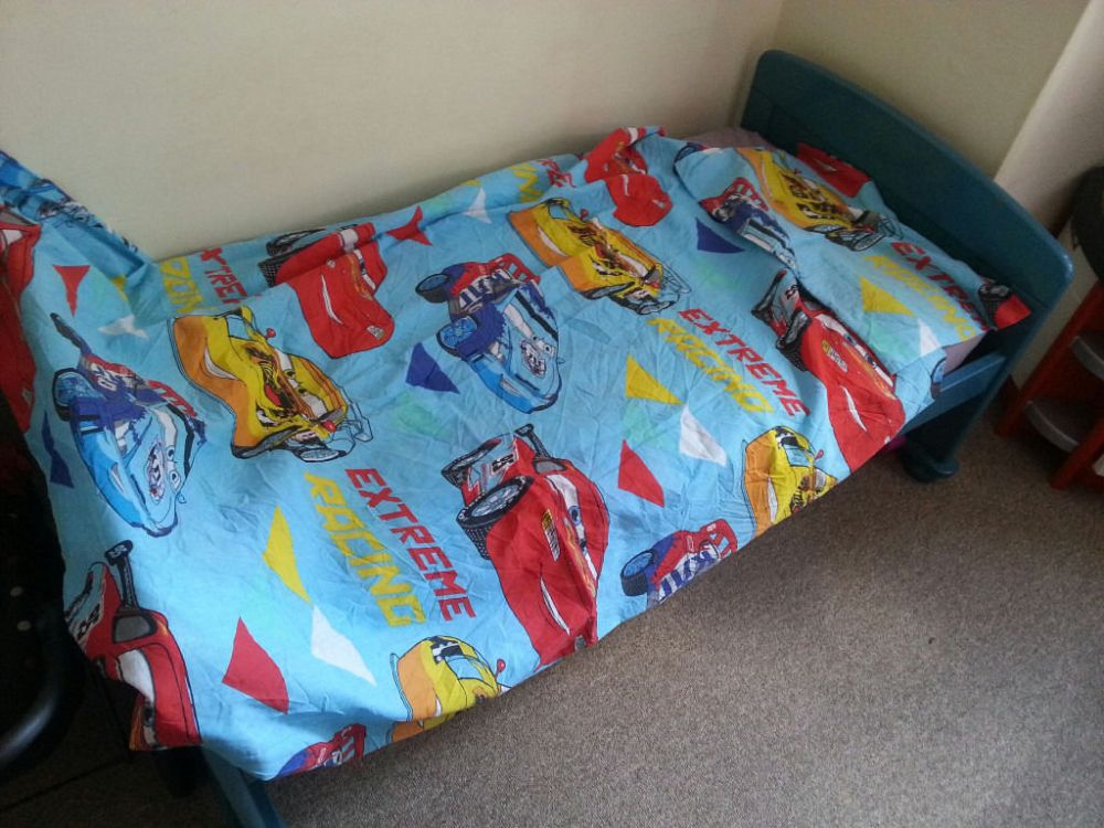 Toddler Bed Pillow And Duvet