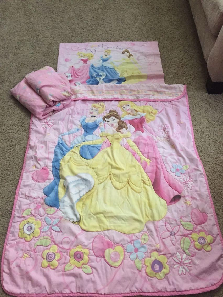 Toddler Bed Pillow Top