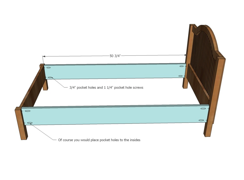 Toddler Bed Plans Lowes