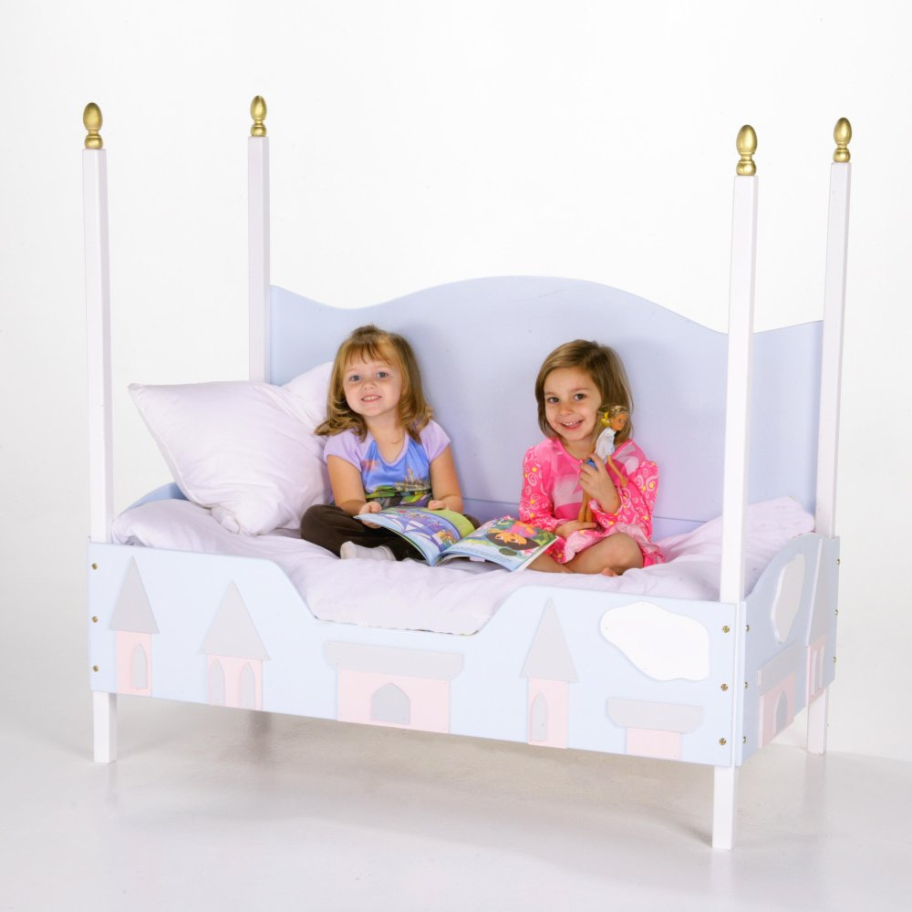 Toddler Bed Princess Castle