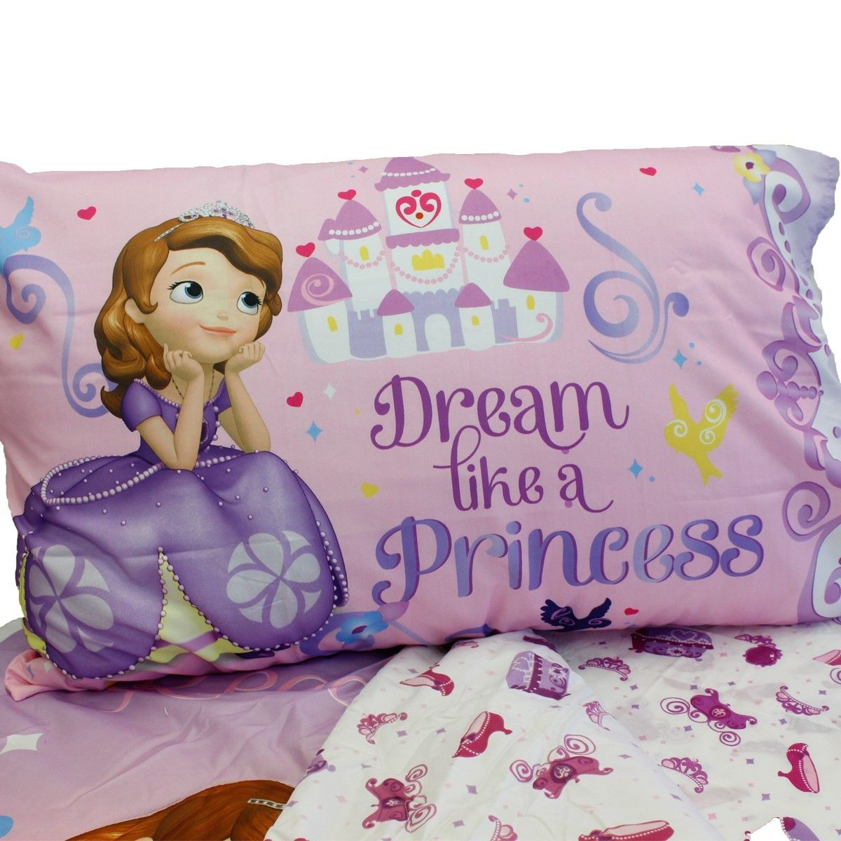 Toddler Bed Princess Comforter