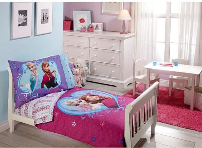 Toddler Bed Princess Quilt