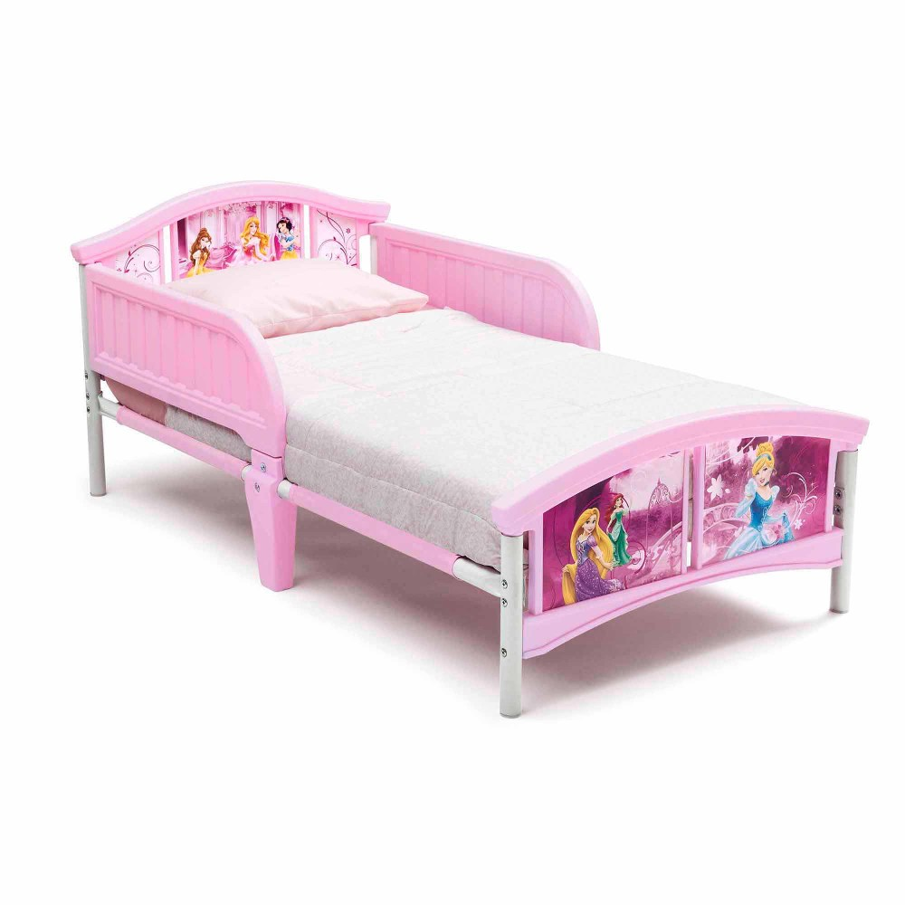 Toddler Bed Princess