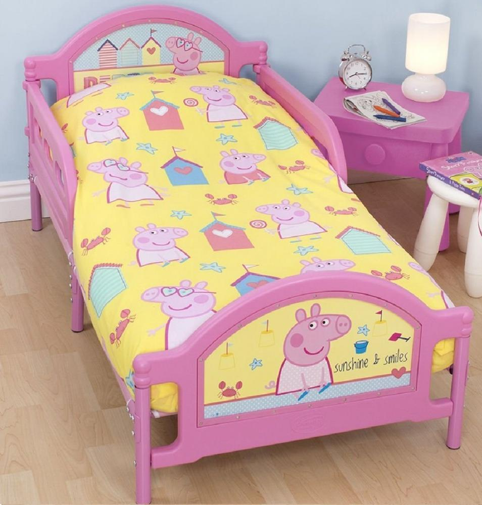 Toddler Bed Quilt Cover