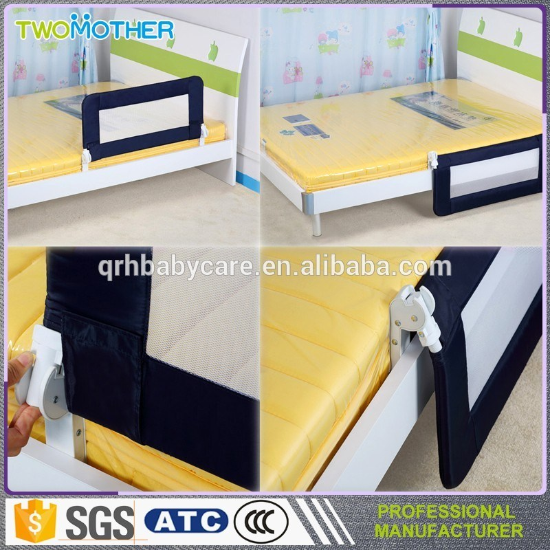 Toddler Bed Rail Ideas