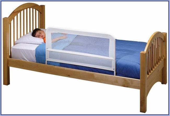 Toddler Bed Railing