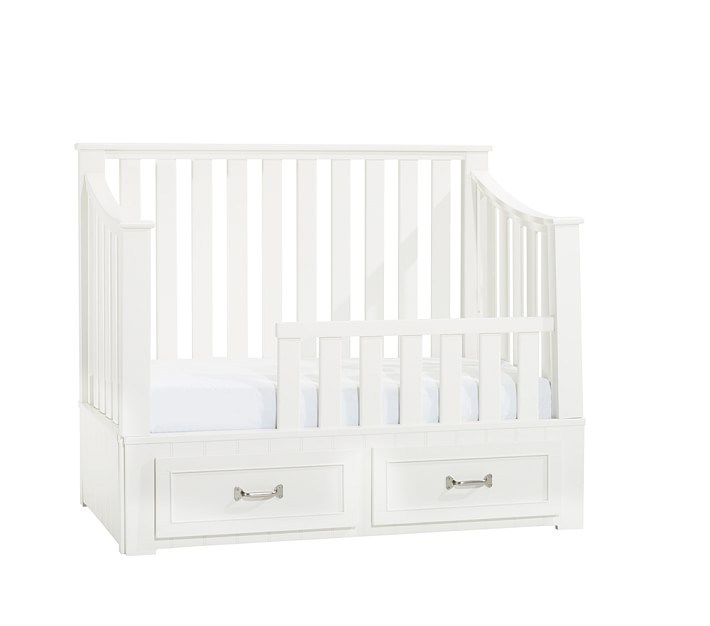 Toddler Bed Rails Pottery Barn