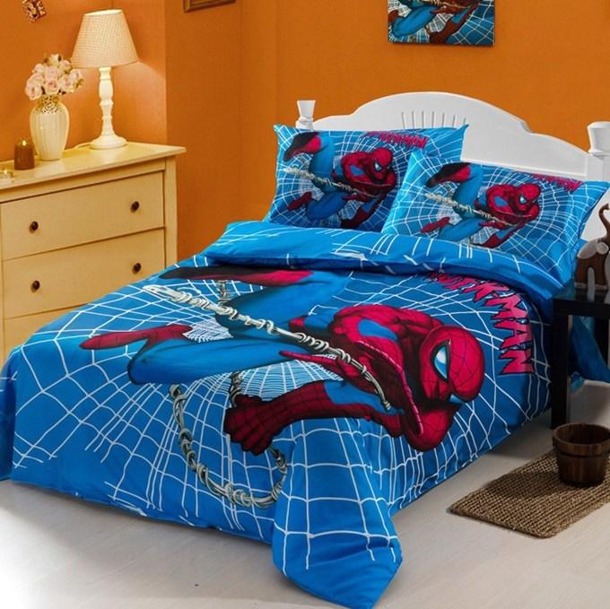 Toddler Bed Set Boy