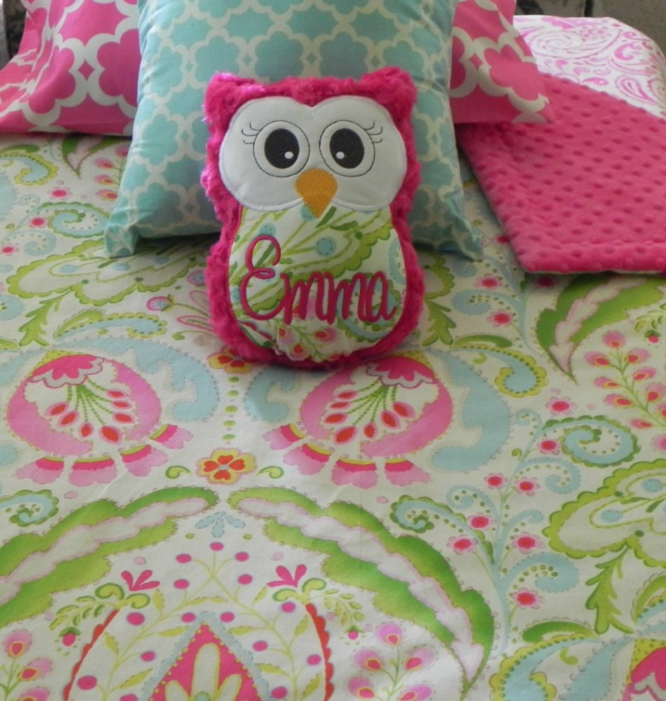 Toddler Bed Set Girl