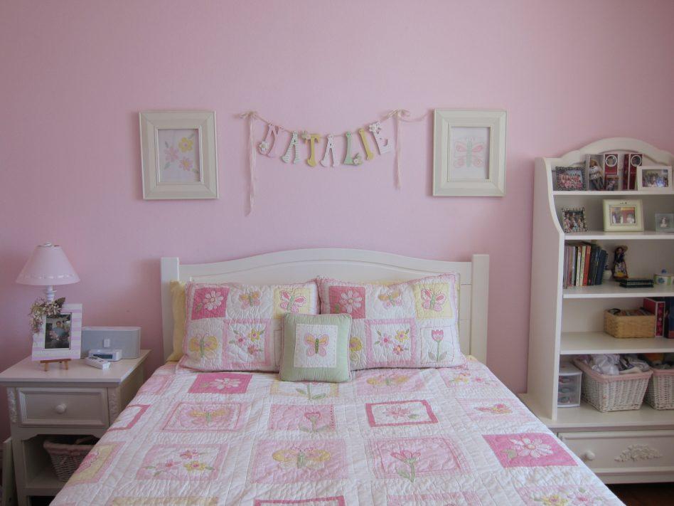 Toddler Bed Sheet Set Girl
