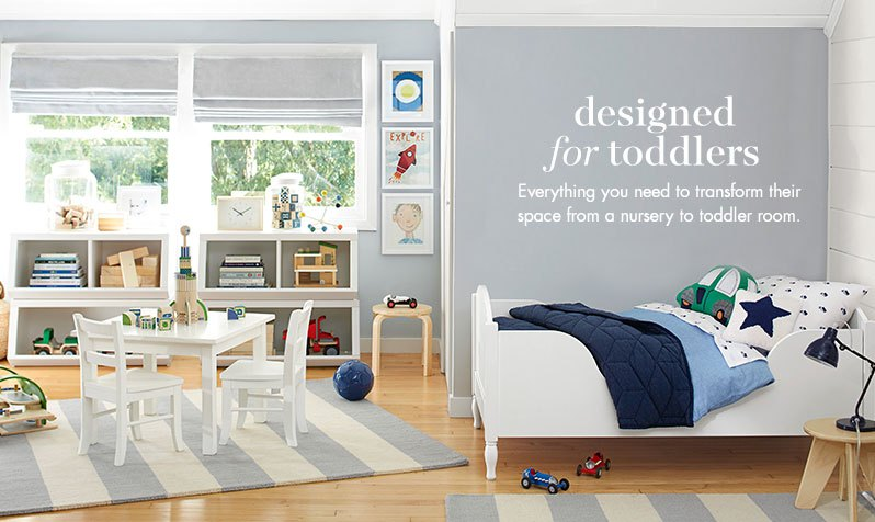 Toddler Bed Sheets Pottery Barn