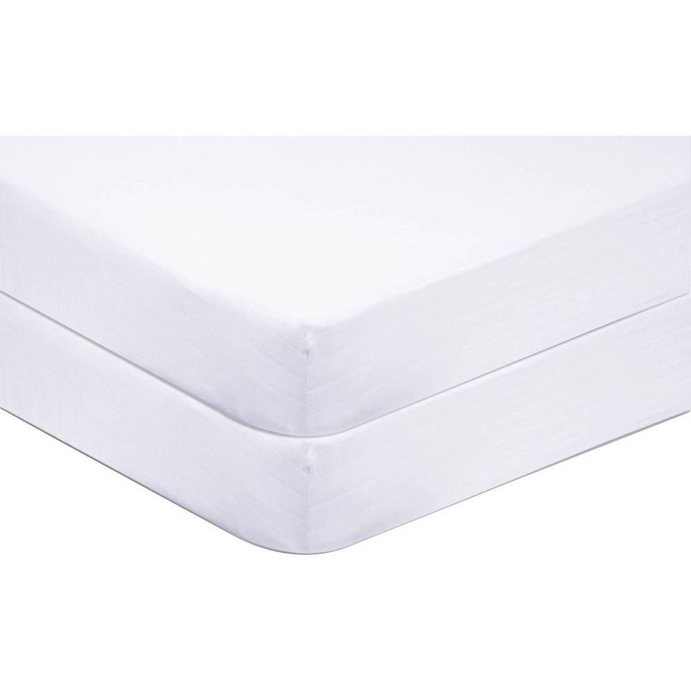 Toddler Bed Sheets White
