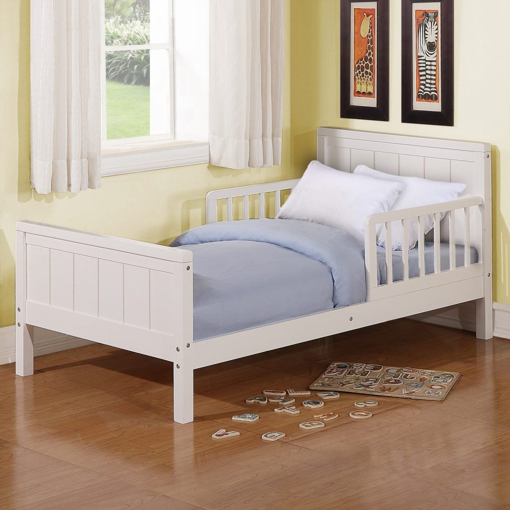 Toddler Bed Side Rail