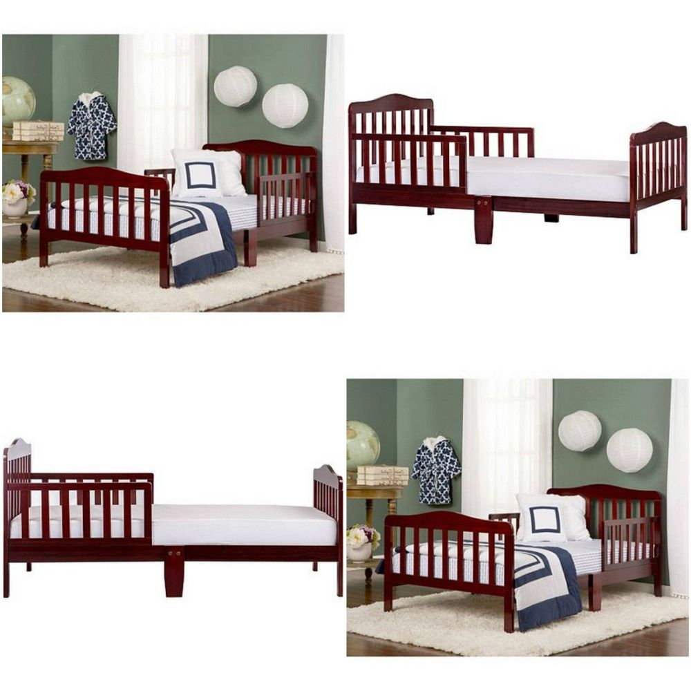 Toddler Bed Side Rails Crib