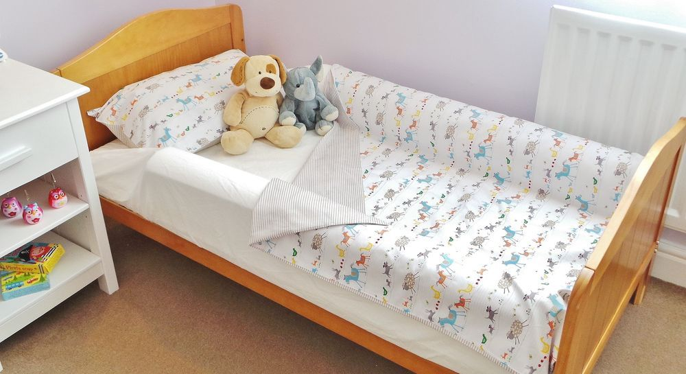 Toddler Bed Side Rails