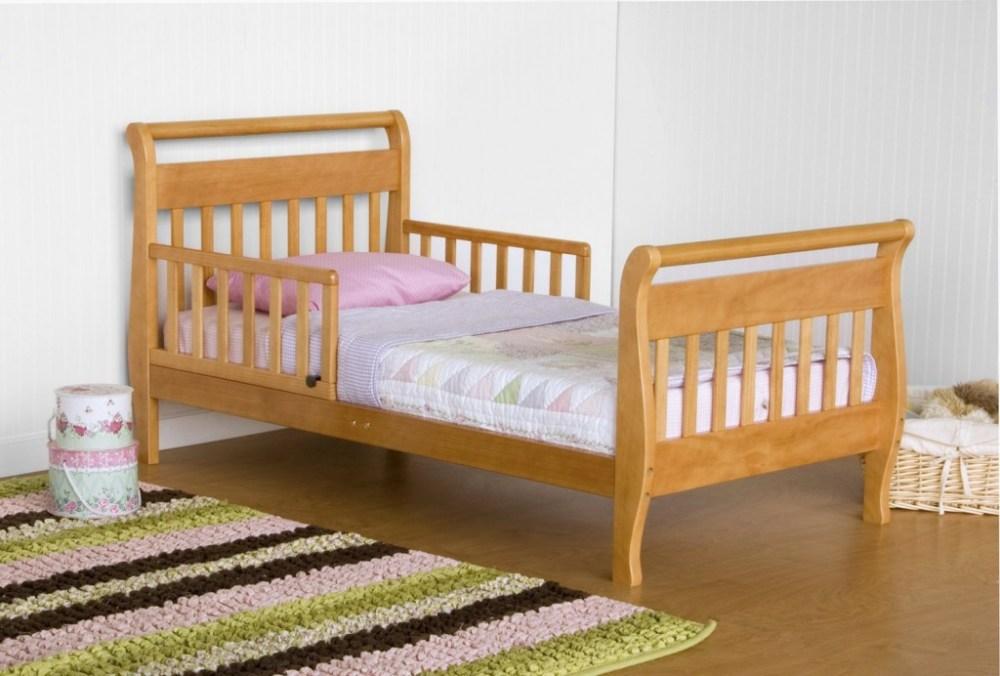 Toddler Bed Size Vs Crib
