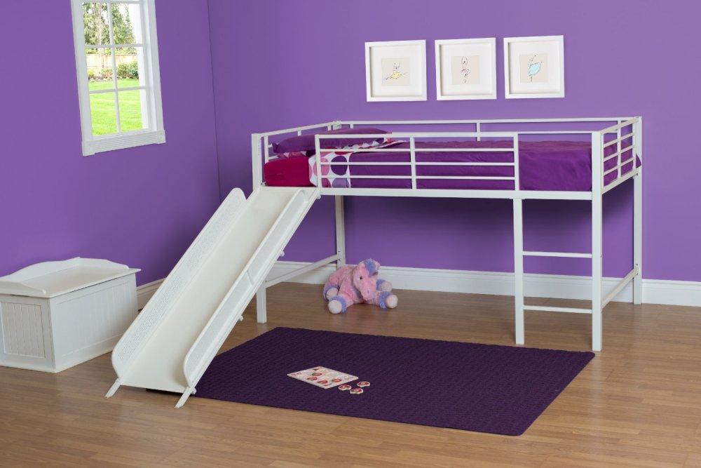Toddler Bed Slide