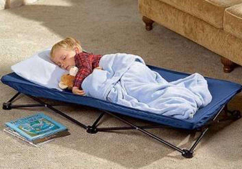 Toddler Bed Specifications