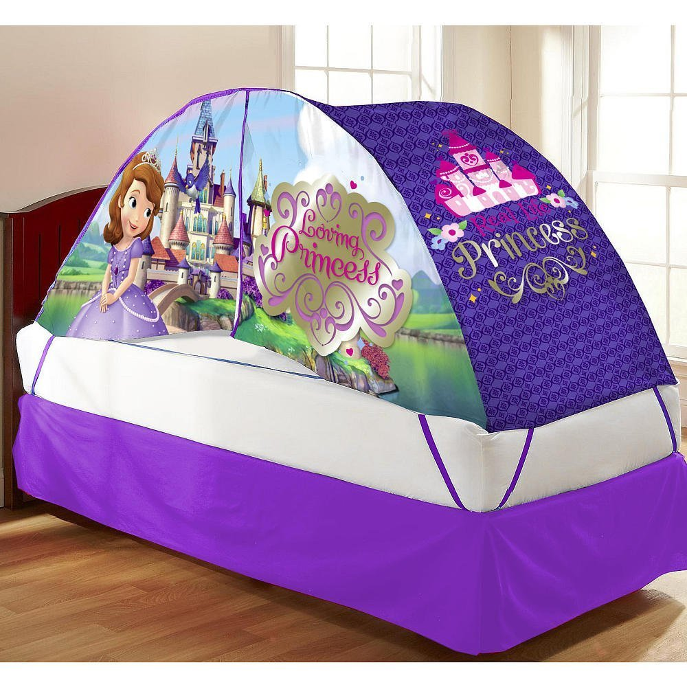 Toddler Bed Tent Boy