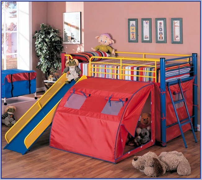 Toddler Bed Tents
