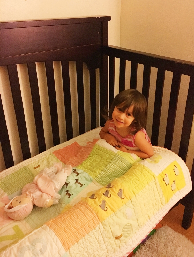Toddler Bed Transition From Co Sleeping