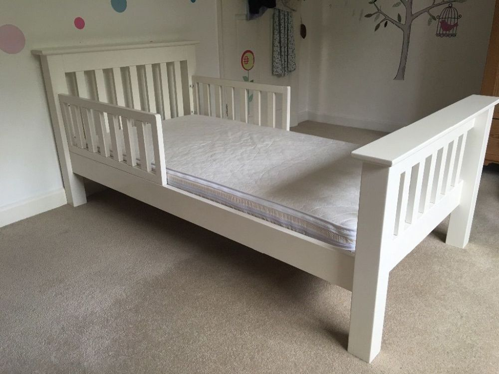 Toddler Bed White Company