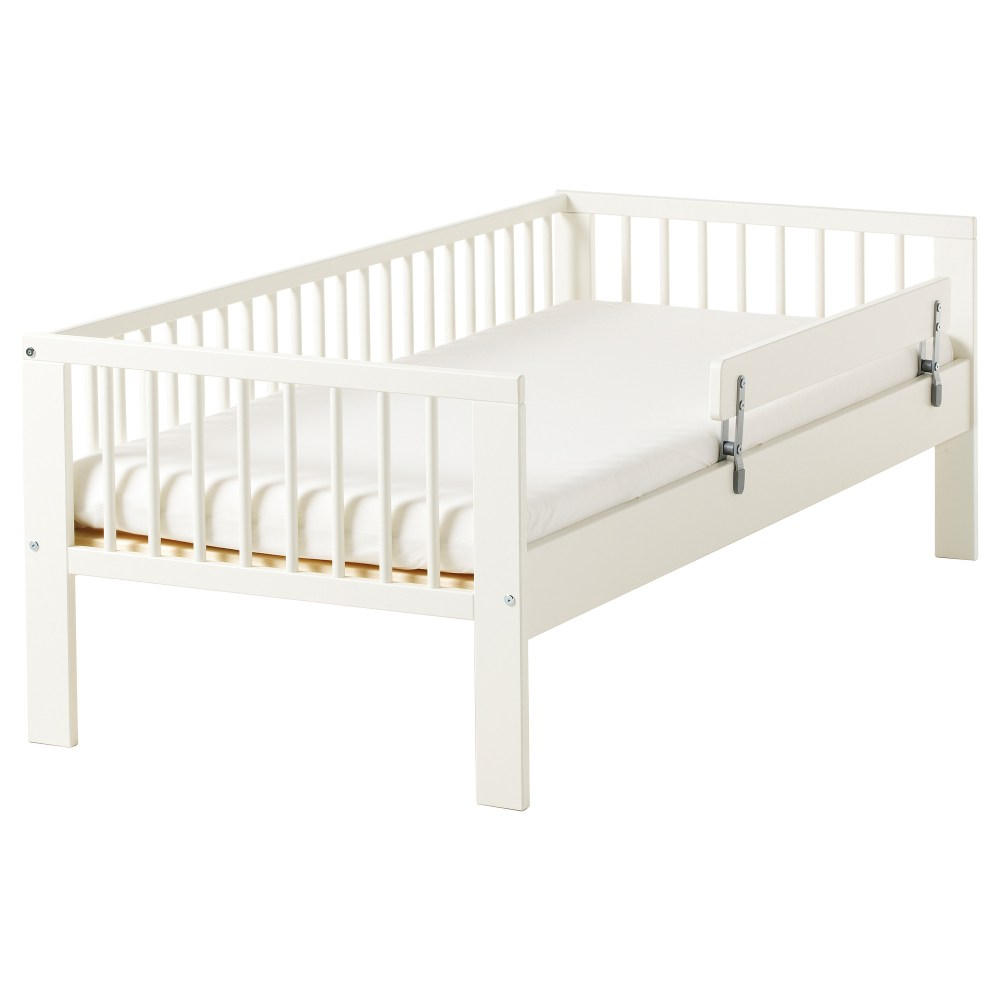 Toddler Bed White Ikea