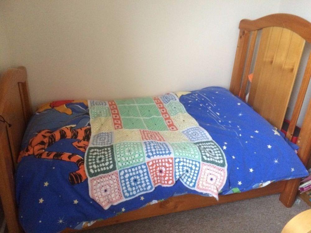 Toddler Bed Width