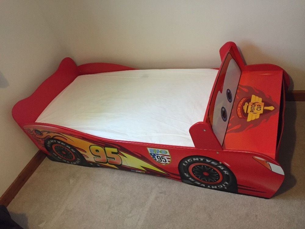 Toddler Bed With Mattress And Storage