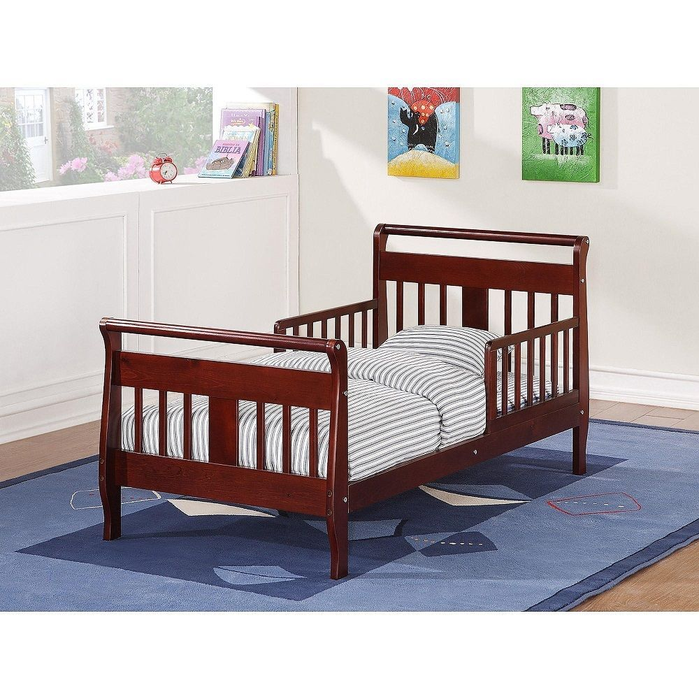 Toddler Bed With Mattress Bundle