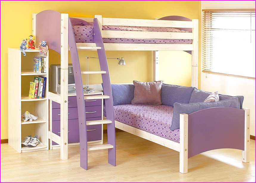 Toddler Bed With Slide Uk