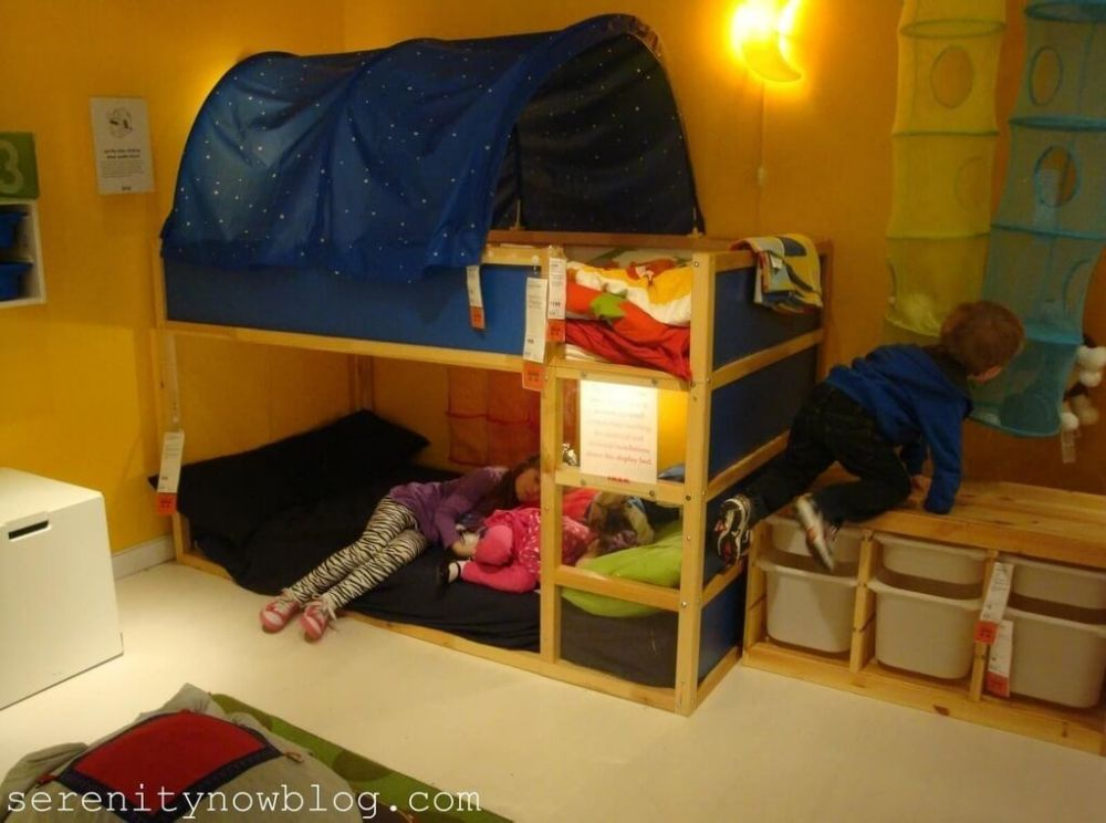 Toddler Bed With Storage Ikea