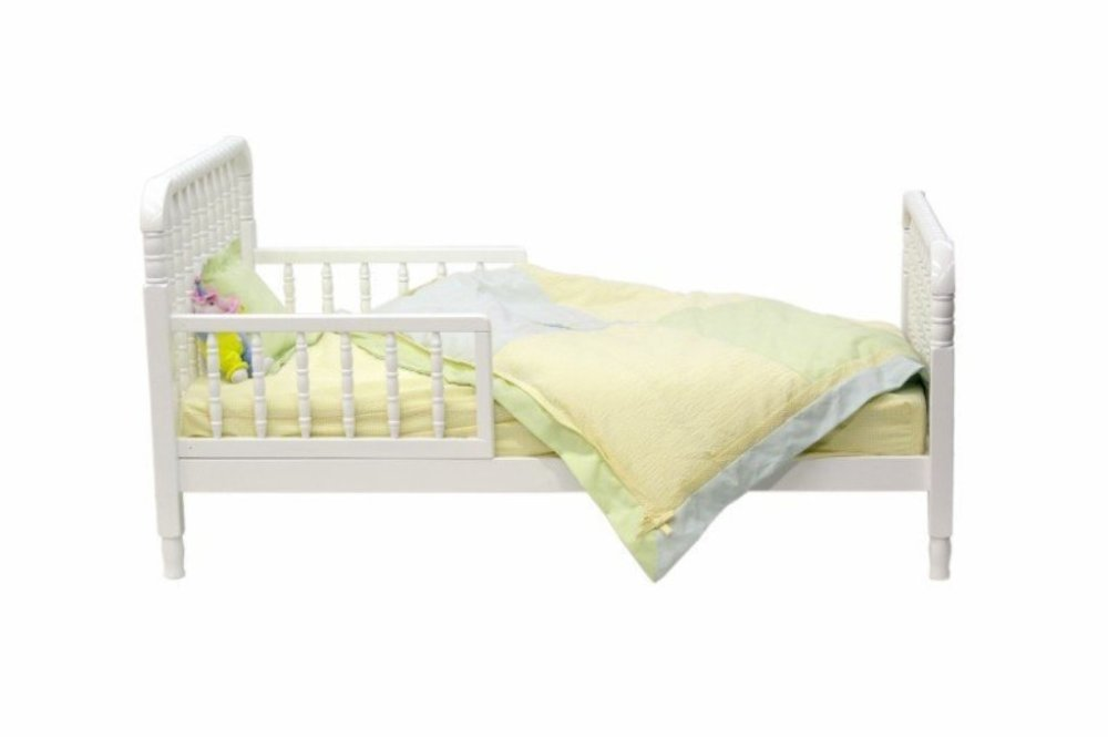Toddler Bed With Storage Plans