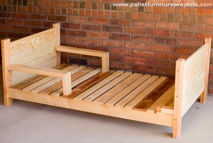 Toddler Bed Wood Pallets