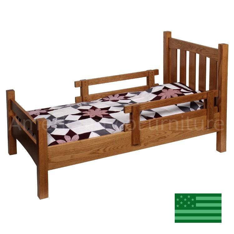 Toddler Bed Wood