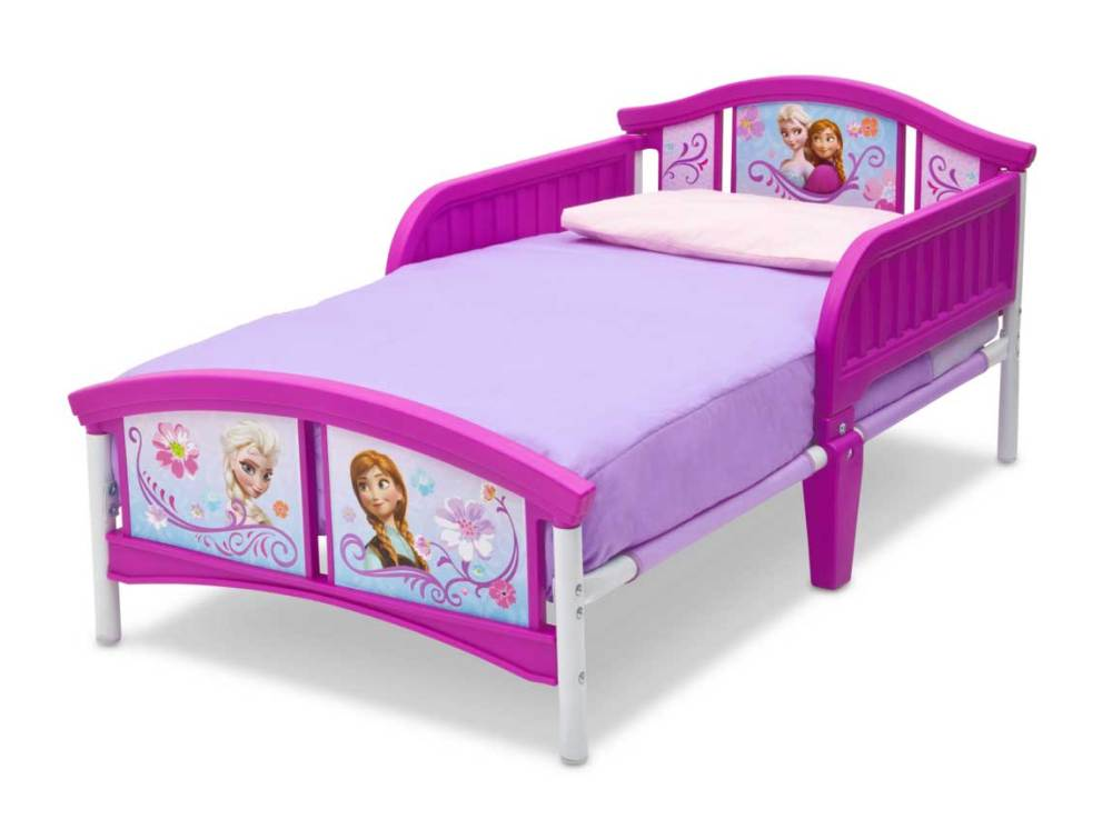 Toddler Beds With Rails