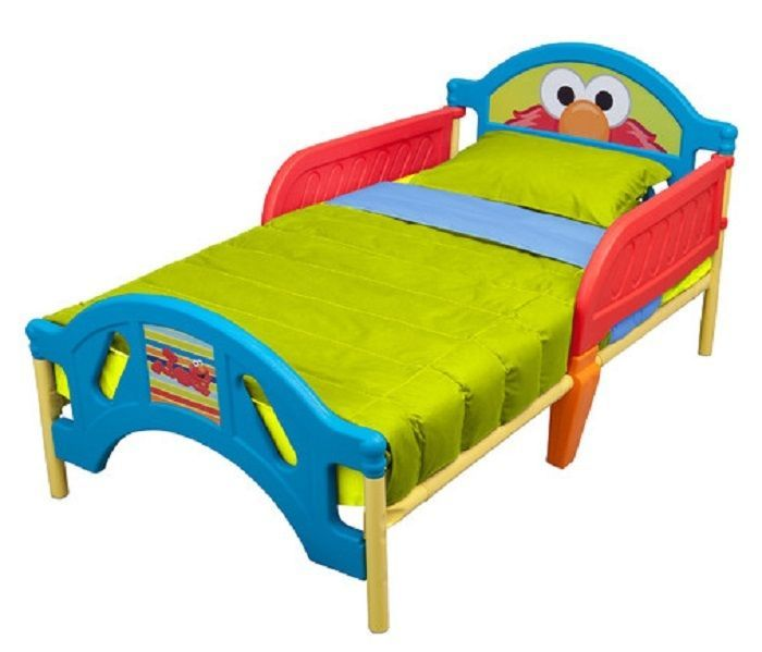 Toddler Beds With Safety Rails