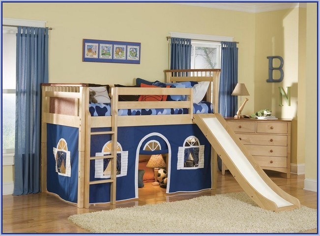 Toddler Beds With Slides